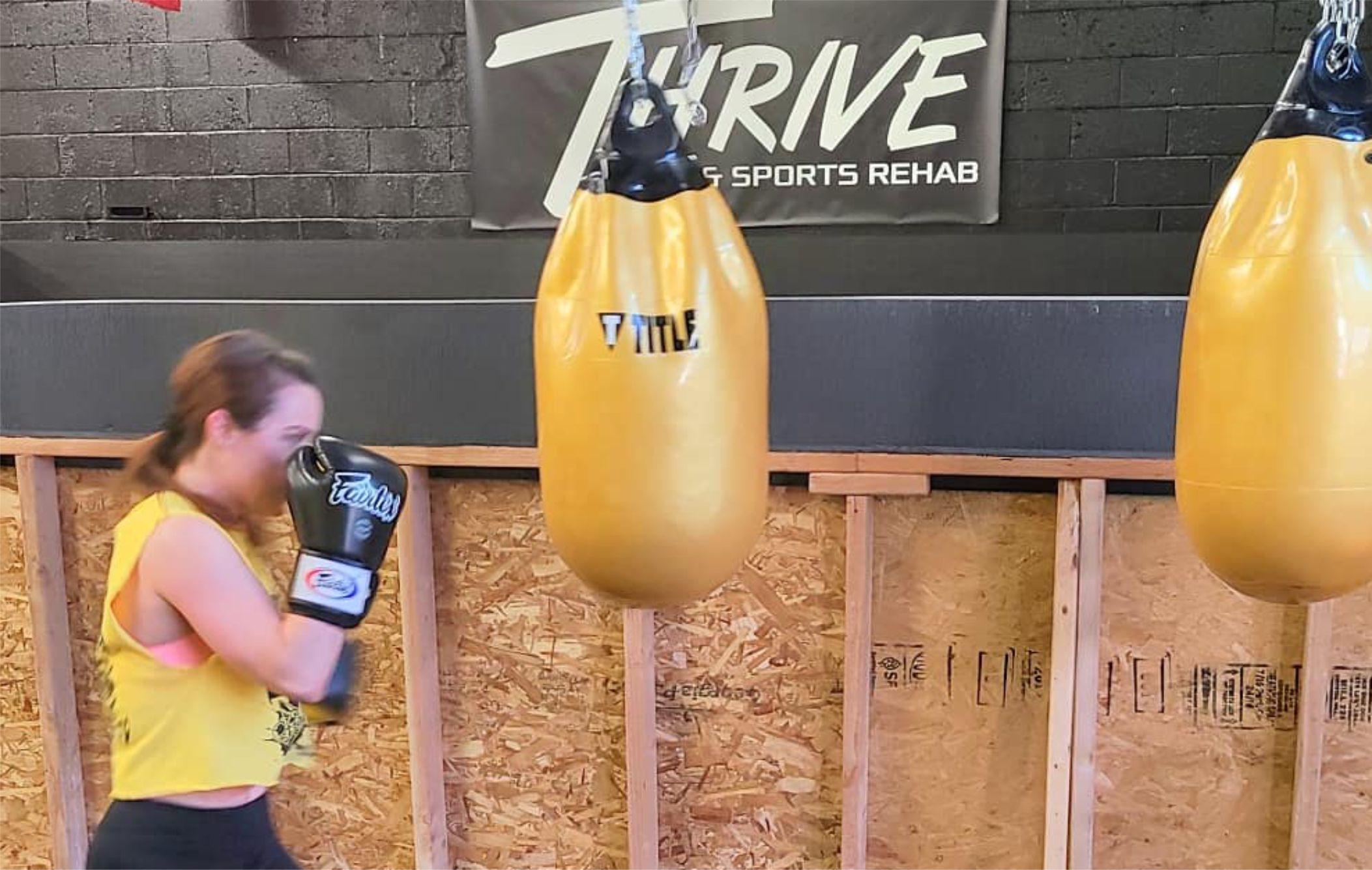 Boom Boxing